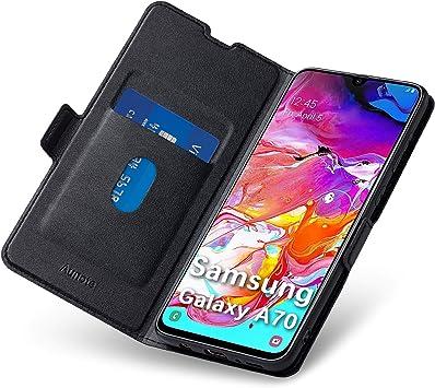 Funda Samsung Galaxy A70, Fundas Samsung A70 Libro, Carcasa A70 ...