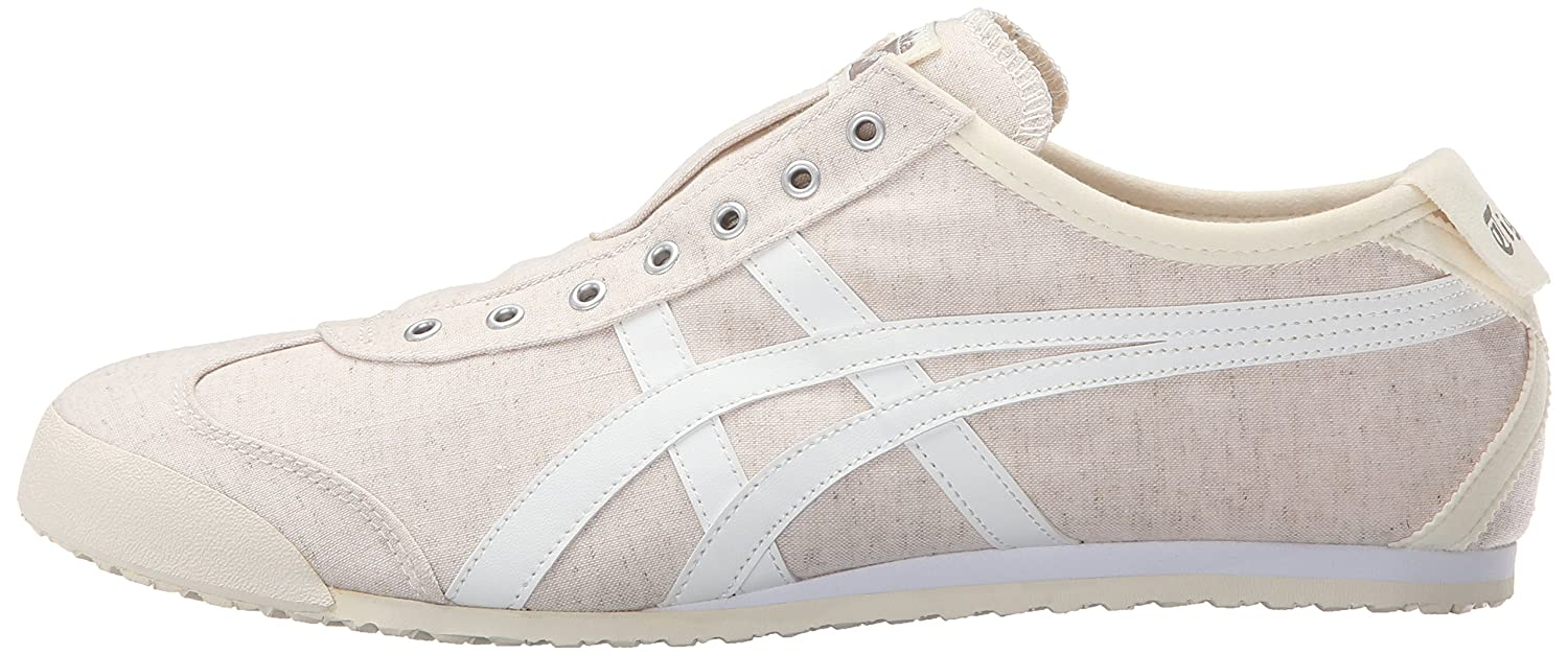 Onitsuka Tiger 12.5 Mexico 66 Slip-On Classic Running Sneaker B00ZJBA9WY 12.5 Tiger D(M) US|Off White/White e4ee89