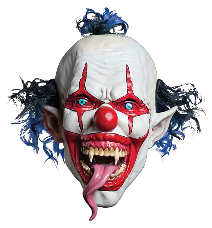 2bea383e7ca TOP Scary Clown Masks 2018 - TOP 10 Halloween Costumes Stores