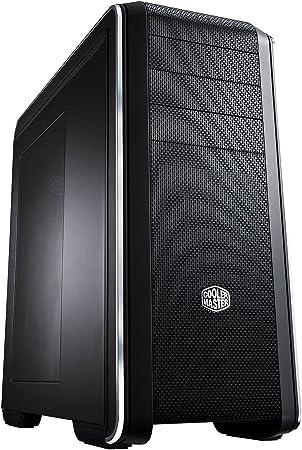 Cooler Master CM 690 III /CMS-693-KWN1 - Window Edition Cajas de ordenador de sobremesa 'ATX, microATX, USB 3.0