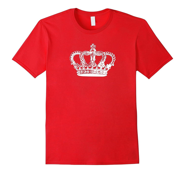 Crown Royal T-Shirt Tee Shirt Clothing Tiara King-FL