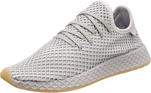 adidas originals DEERUPT RUNNER GREY THREE F17lgh solid greyGUM 1 bei