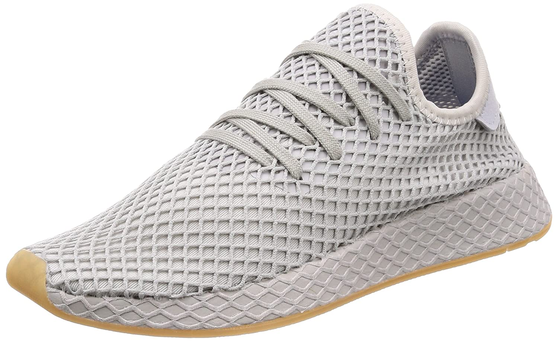 Adidas Herren Deerupt Runner Gymnastikschuhe Three/Lgh Hellgrau (Grau Three/Lgh Gymnastikschuhe Solid Grau/Gum 1) 6c0863