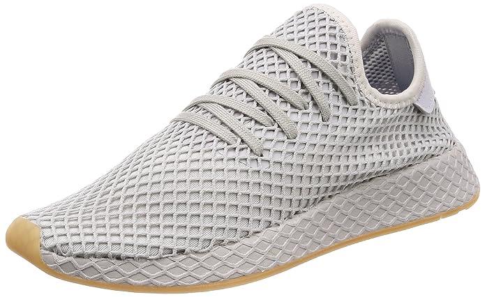 finest selection 1f8cf 6ee6c adidas Deerupt Runner, Zapatillas de Gimnasia para Hombre  Amazon.es   Zapatos y complementos