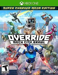 Override: Mech City Brawl Super Charged Mega Editi