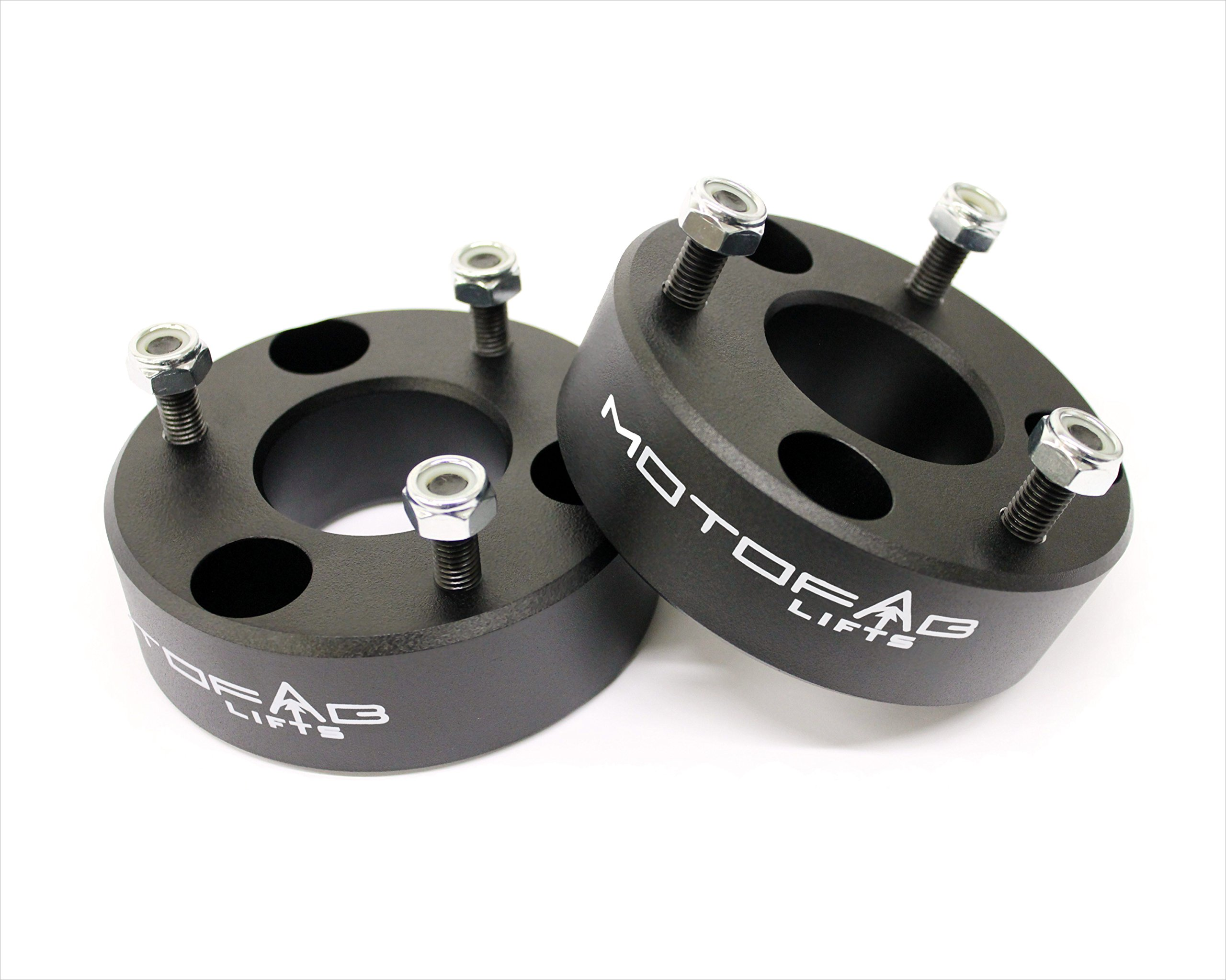 MotoFab Lifts DR-2.5-2.5'' Front Leveling Lift Kit That Will Raise The Front Of Your Dodge Ram Pickup 2.5''