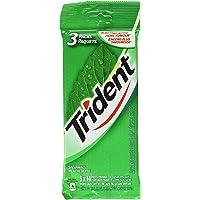 Trident Sugarfree Gum, Spearmint  (3 Count)