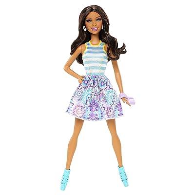 Barbie Fashionista Nikki Doll: Toys & Games