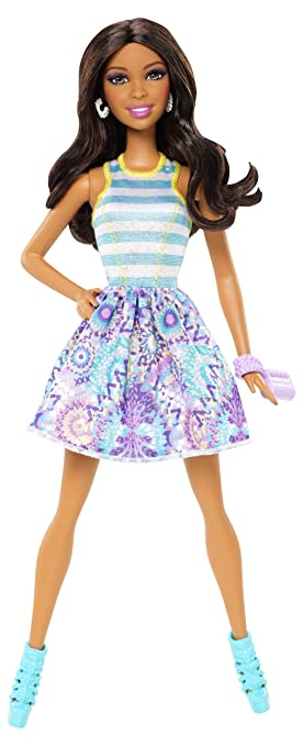 Barbie fashionistas nikki doll 39