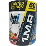 BPI Sports Extra Strength, NEW 1.M.R. One More Rep, Limited Edition 60 servings, Fruit Punch