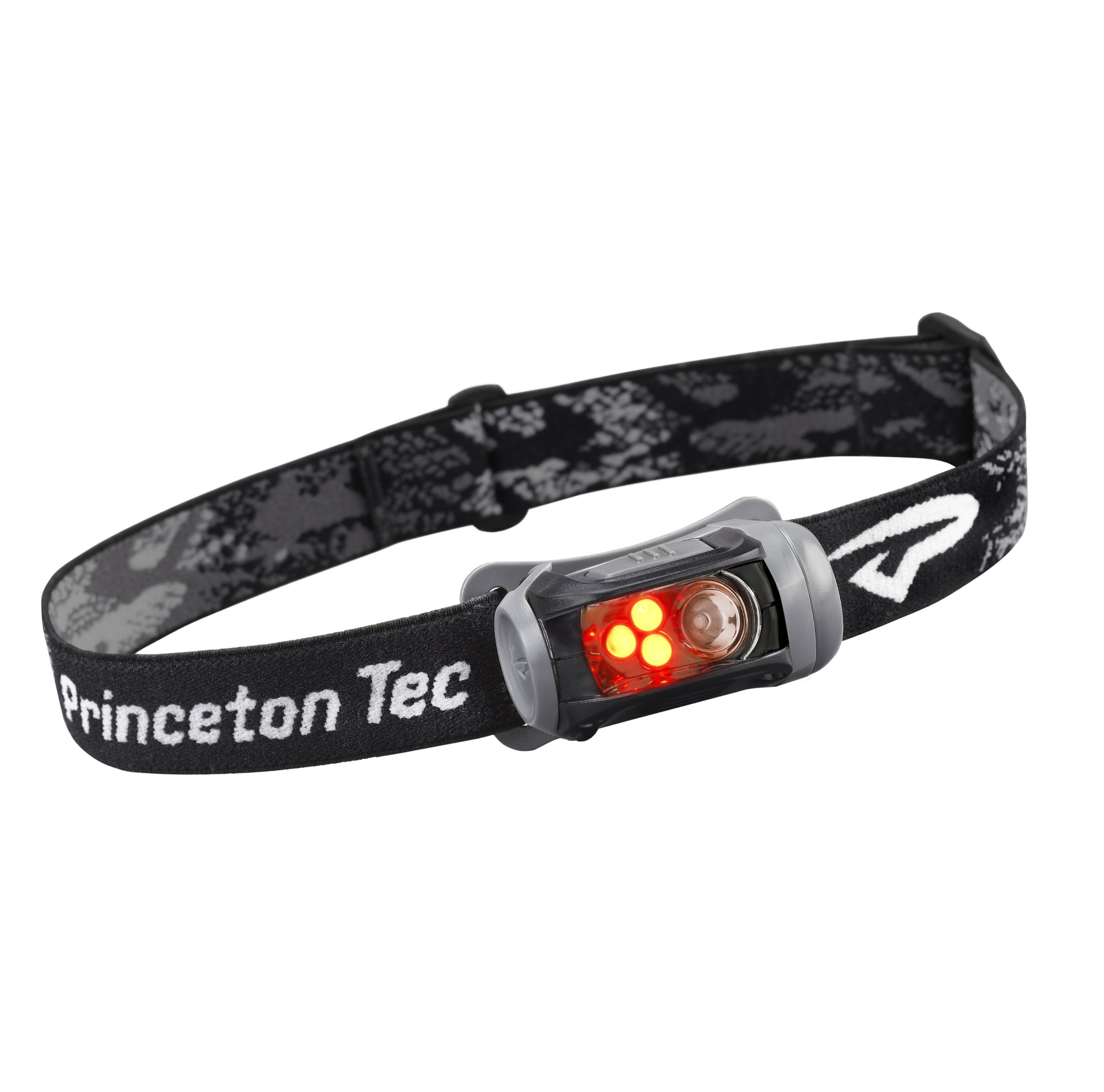 Princeton Tec Remix LED Headlamp (100 Lumens, Black w/Red LED's)