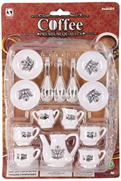 Akki World Birthday Return Gift - 14 Peices Kids Kitchen Set