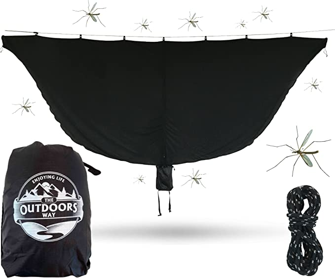The Outdoors Way Hammock Mosquito Net