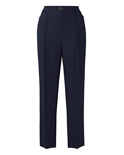 JD Williams Womens Textured Herringbone Pull On Trouser