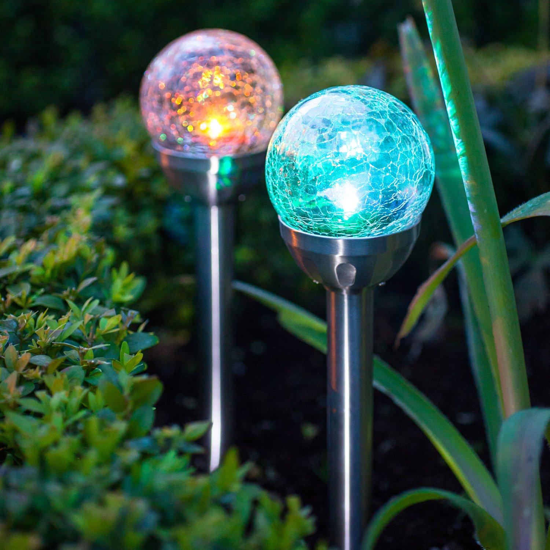 lampe solaire a planter