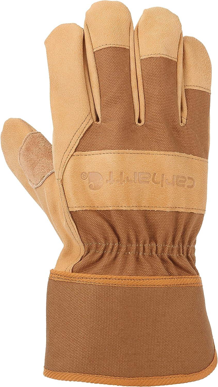 Carhartt Men's System 5 Work Glove with Safety Cuff