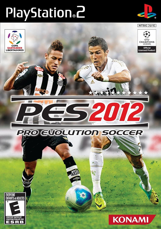 Amazon com: Pro Evolution Soccer 2012 - PlayStation 2
