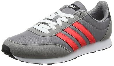 großartiges Aussehen hohe Qualitätsgarantie auf Füßen Bilder von adidas Men's V Racer 2.0 Competition Running Shoes: Amazon ...