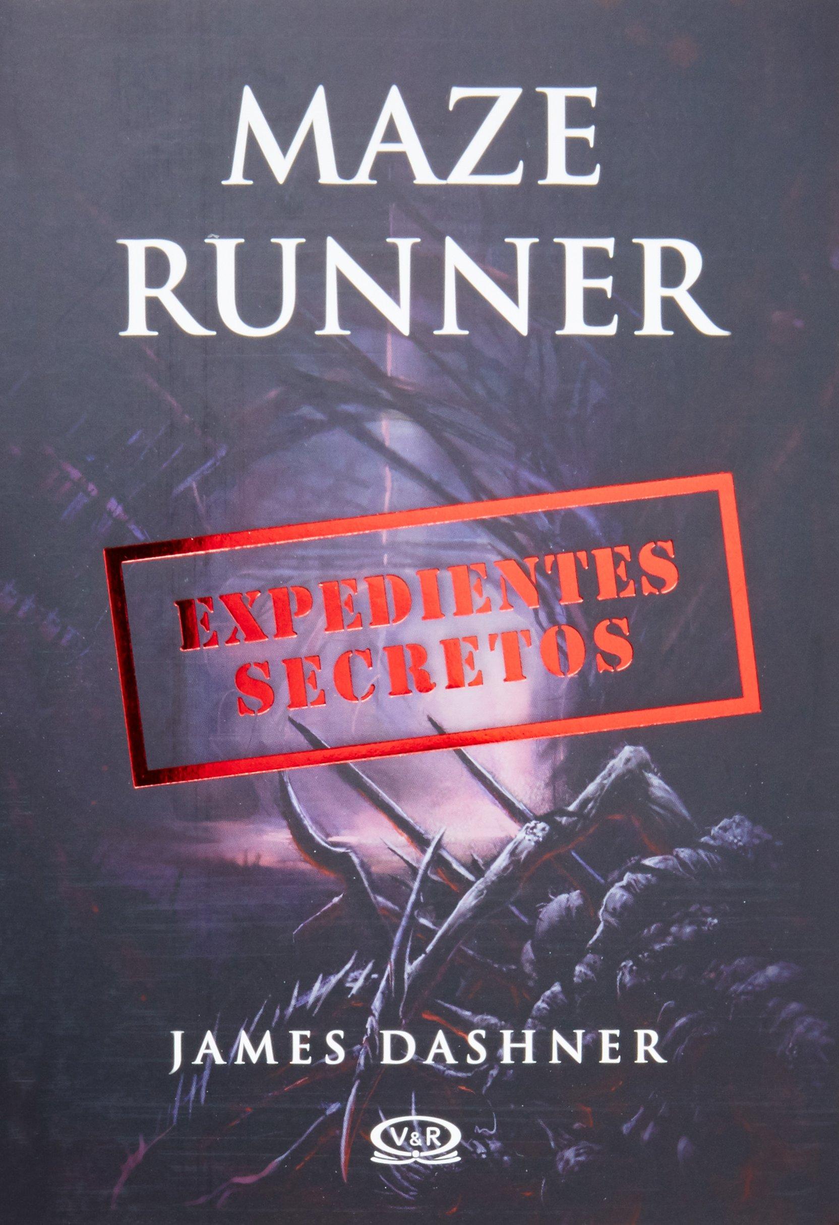 Maze runner expedientes secretos spanish edition james dashner maze runner expedientes secretos spanish edition james dashner vr 9789876127424 amazon books fandeluxe Images