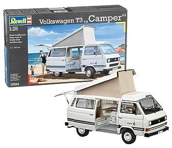 Revell- Westfalia Joker Maqueta Volkswagen VW T3 Camper, Escala 1:25 (07344)