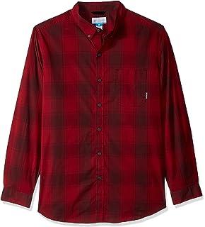 Columbia Mens Big and Tall Deschutes River Big /& Tall Woven Long Sleeve Shirt