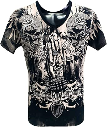 X-FEEL - Camiseta de manga corta para hombre, diseño de ...