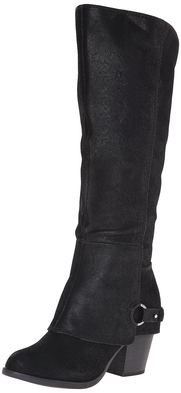 Fergalicious Women's Lexy Western Boot B00WVSQ6Y8 7 B(M) US Black Wc