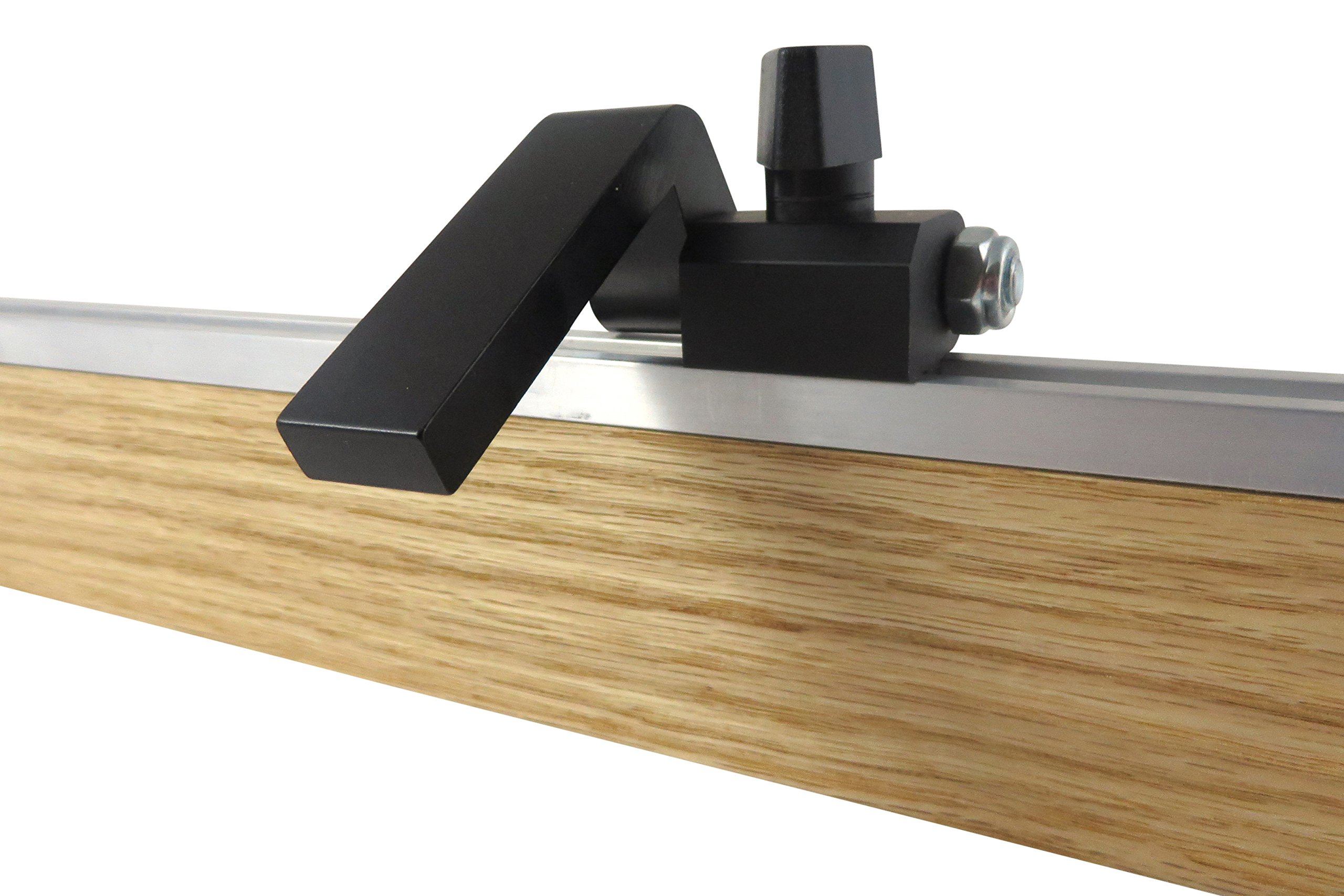 """Taytools Flip Stop Swing Away Stop for Any T Track That Accepts 1/4"""" Hex Head Bolts by Taytools (Image #2)"""
