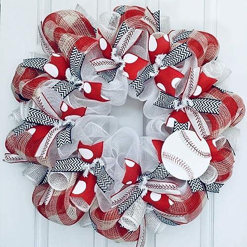 Little League Wreath