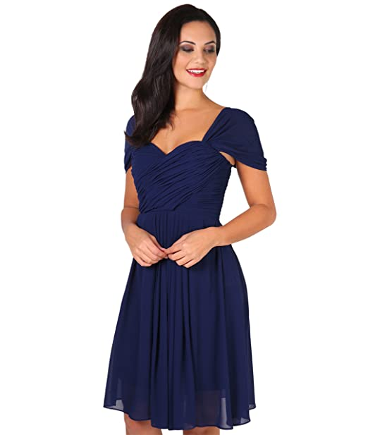 Amazon.com: KRISP Womens Cap Sleeve Sweetheart Prom Homecoming Bridesmaid Short Dress Plus Size: Clothing