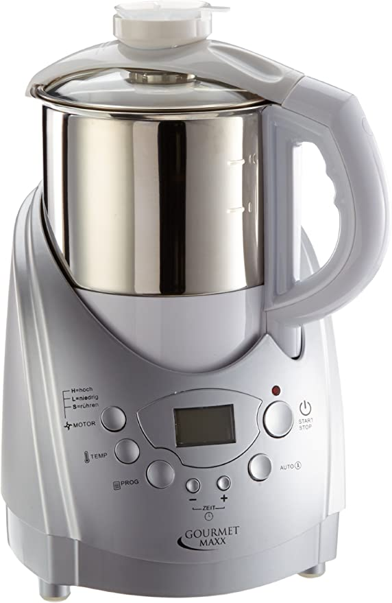 TV Das Original 06161 Gourmet Maxx - Robot de cocina multifunción ...