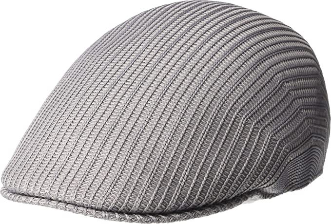 593be732 Image Unavailable. Image not available for. Colour: Kangol Unisex Tropic  Rib 507 Grey ...