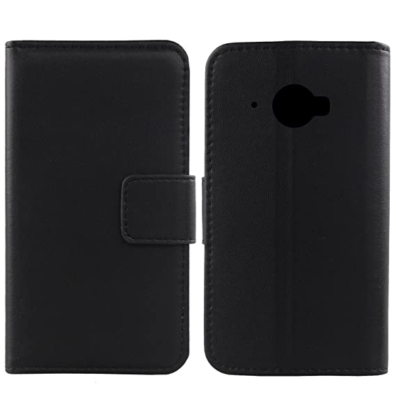 check out d1987 ff726 Amazon.com: Gukas Design Genuine Leather Case for HTC One ME M9EW ...
