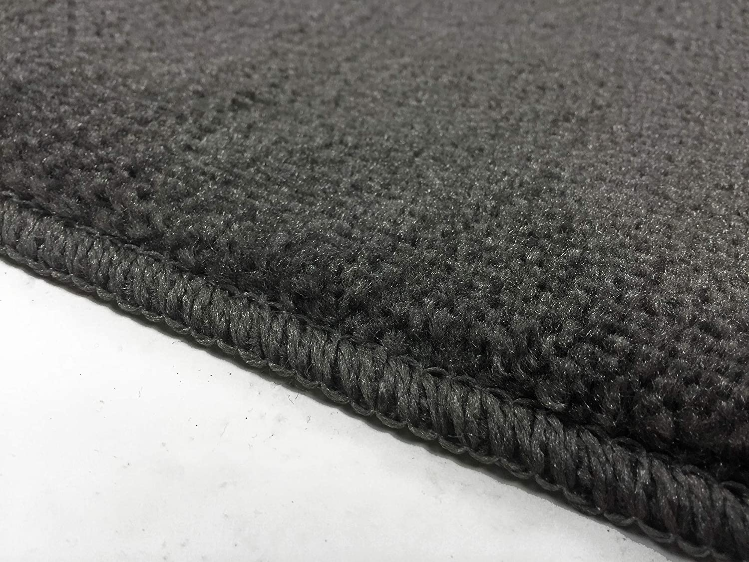 Black, 22 x10 RugStylesOnline Comfy Solid Color Runner Area Rug 26 Inch Wide x Your Choice Length More Color Options Available Slip Skid Resistant Rubber Back
