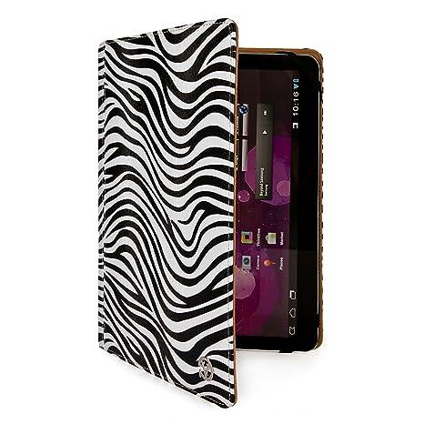Vangoddy Mary cartera – Slim Premium funda estilo libro con función atril para tablet de 10