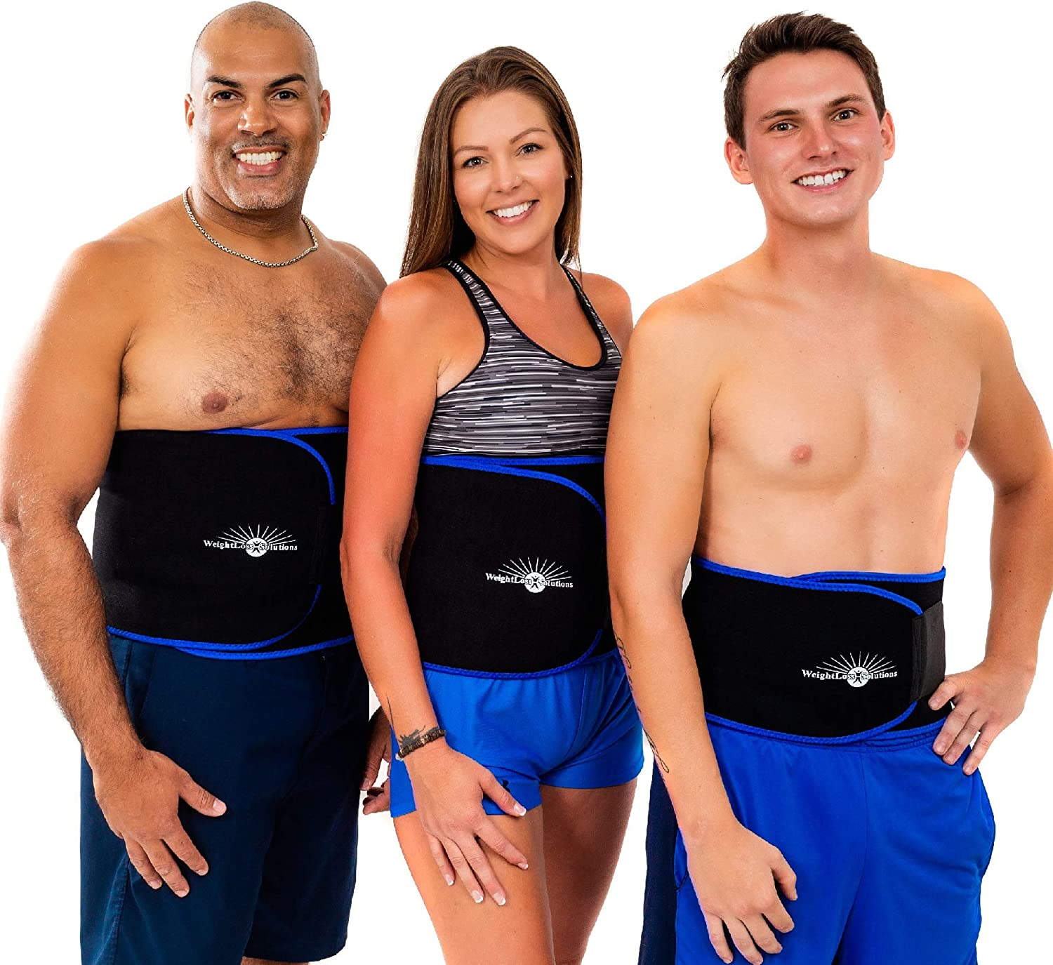B3CC Reduce Weight Electric Body Fat Burner Slimming Belt Men and Women