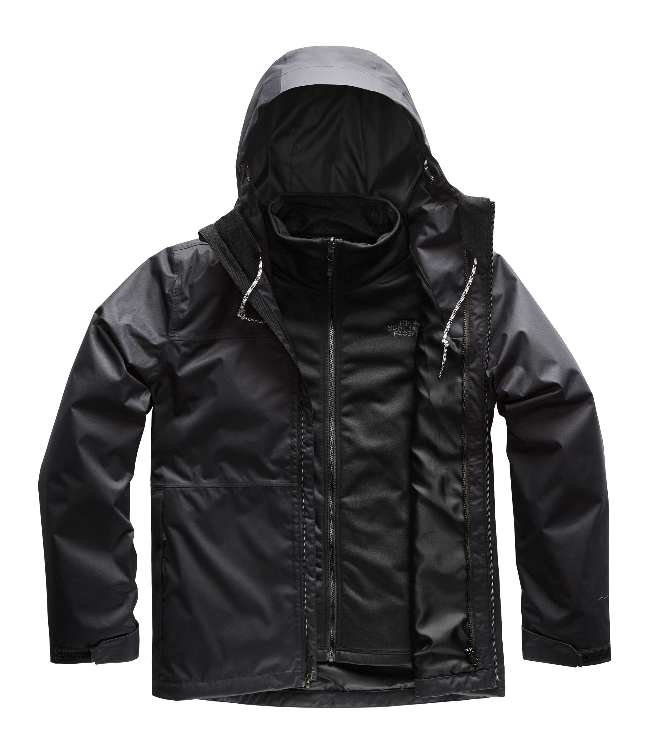 The North Face Men's Arrowood Triclimate Jacket, TNF Black, Size 3XL by The North Face