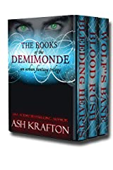 The Books of the Demimonde: An Urban Fantasy Series Kindle Edition