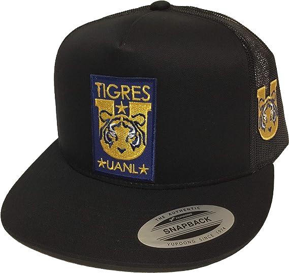Tigres hat UANL inspired headwear Soccer fans Mexican team Custom Tigres cap