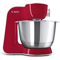 Bosch Electroménager MUM58720 RMCIKFOR00024 Robot ménager 1000 W, Rouge