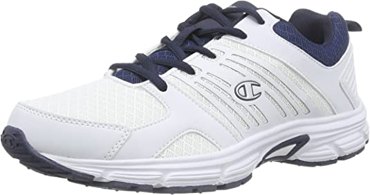 Champion Grip, Zapatilla Running Hombre, Blanco (White), Talla 46 EU: Amazon.es: Zapatos y complementos