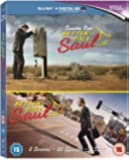 Better Call Saul - Season 1-2 [Blu-ray] [2016] [Region Free]