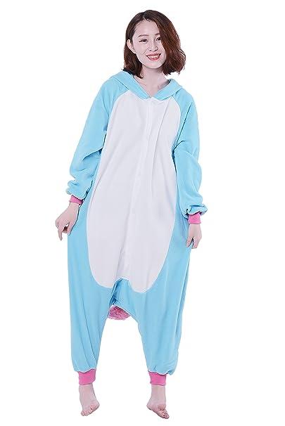 Fandecie animal cosplay ropa de dormir pijamas Nightclothes Loungewear del unicornio medio adecuado para el 160-175cm de altura: Amazon.es: Ropa y ...