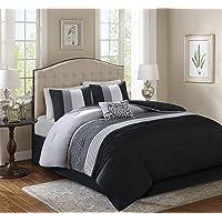 Comfort Spaces - Juego de Funda para colchón de Viento (5 Piezas)