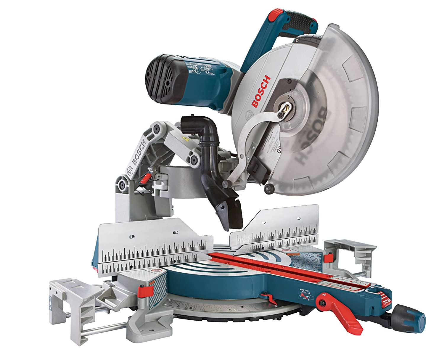 Dual-Bevel Glide Miter Saw GCM12SD