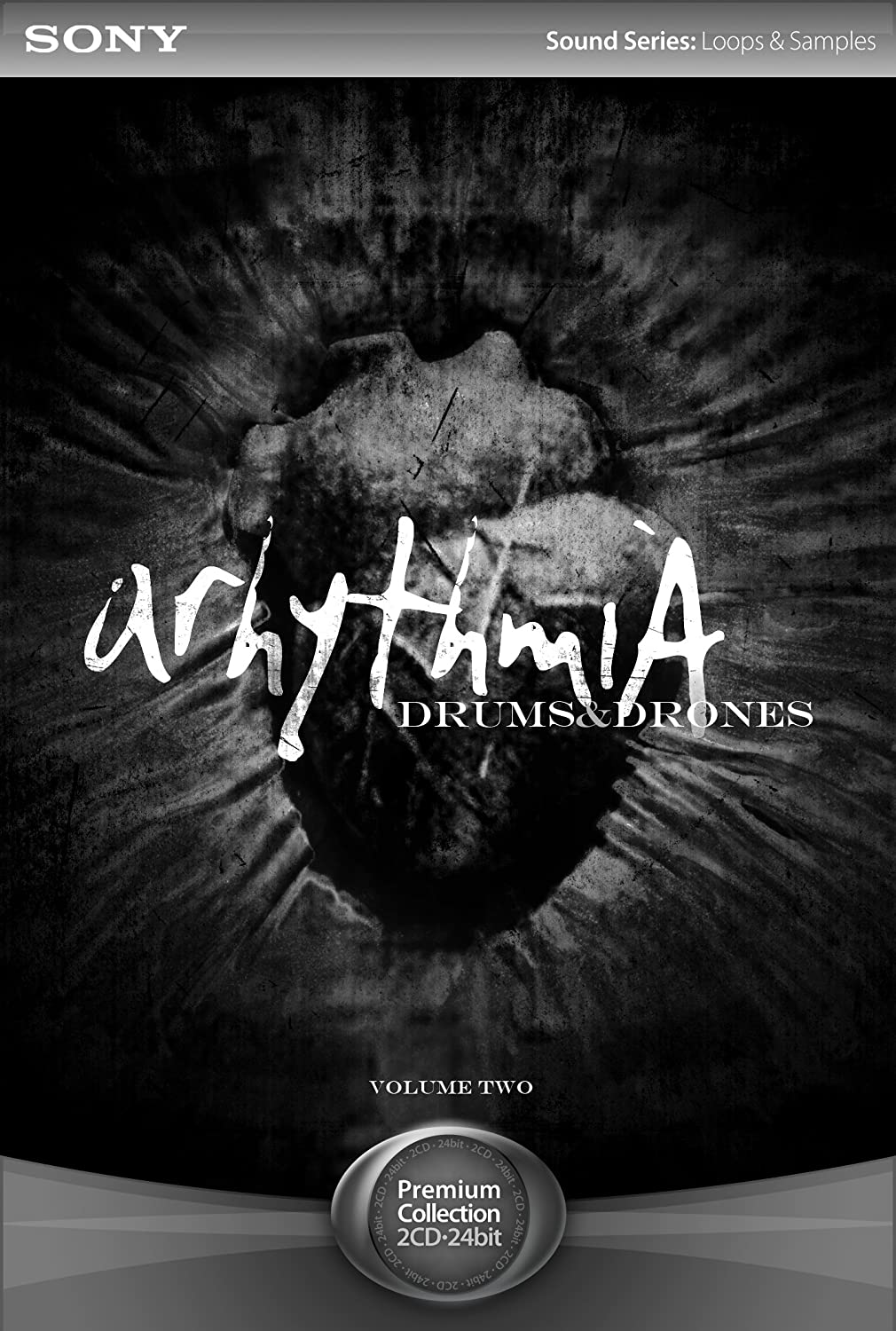 arhythmiA: Drums & Drones, Volume Two [Download] Sony Creative Software DLC9MAC