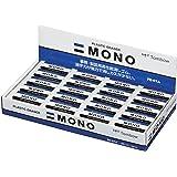 蜻蜓铅笔橡皮擦 Mono PE01 60サイズ40個 モノPE01 40個