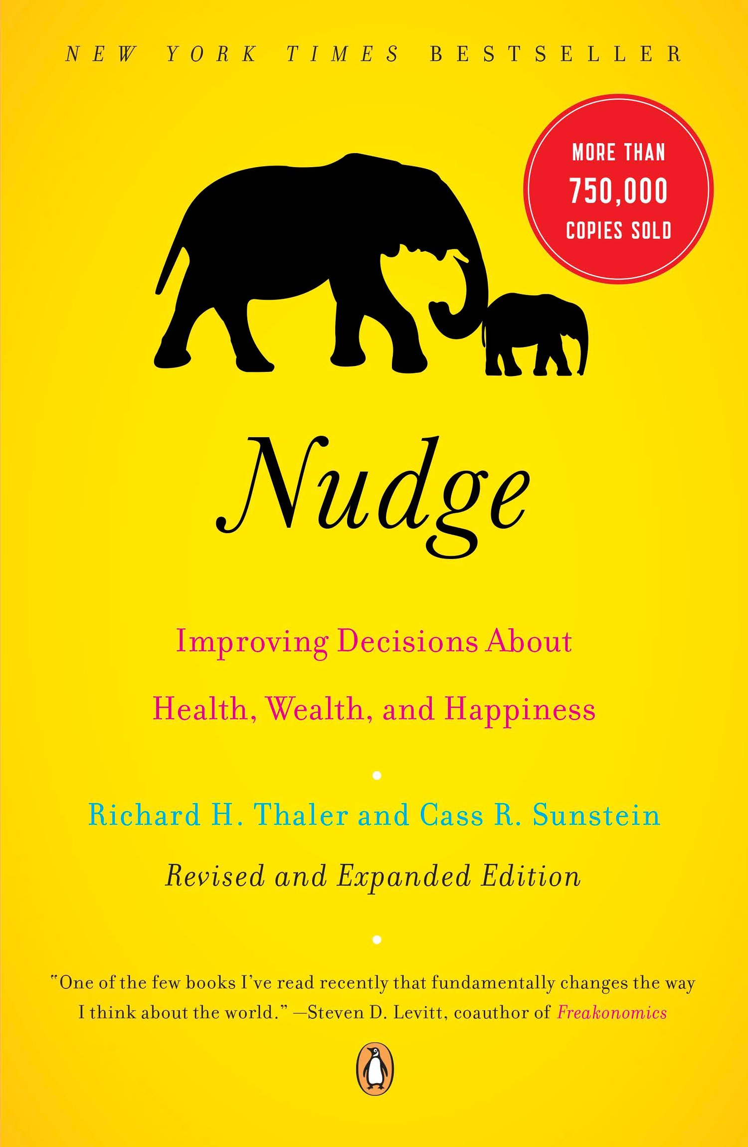 Nudge Improving Decisions Health Happiness