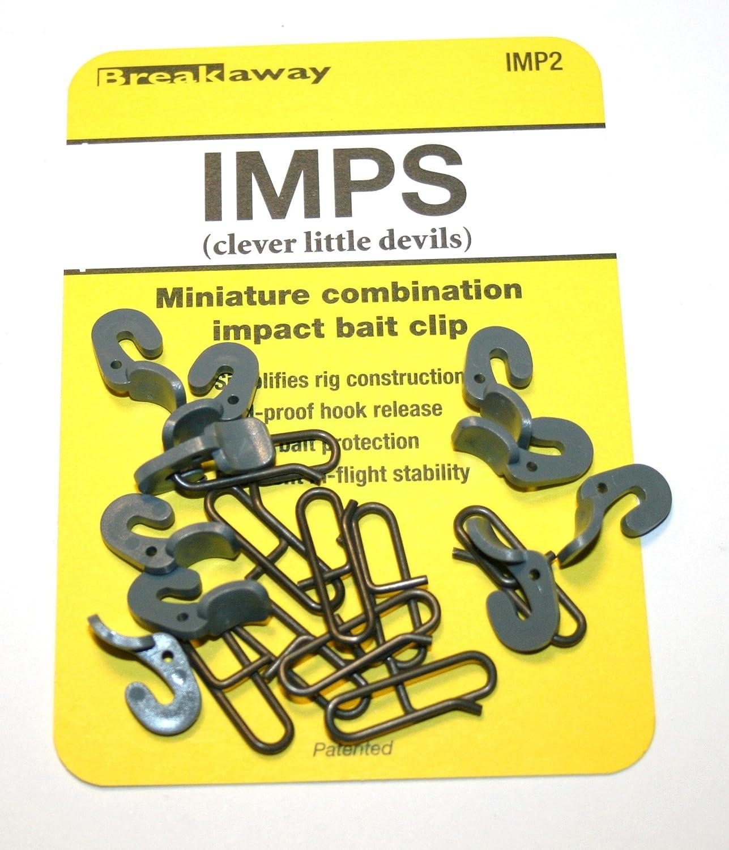bait clips imp style Breakaway style bait clips