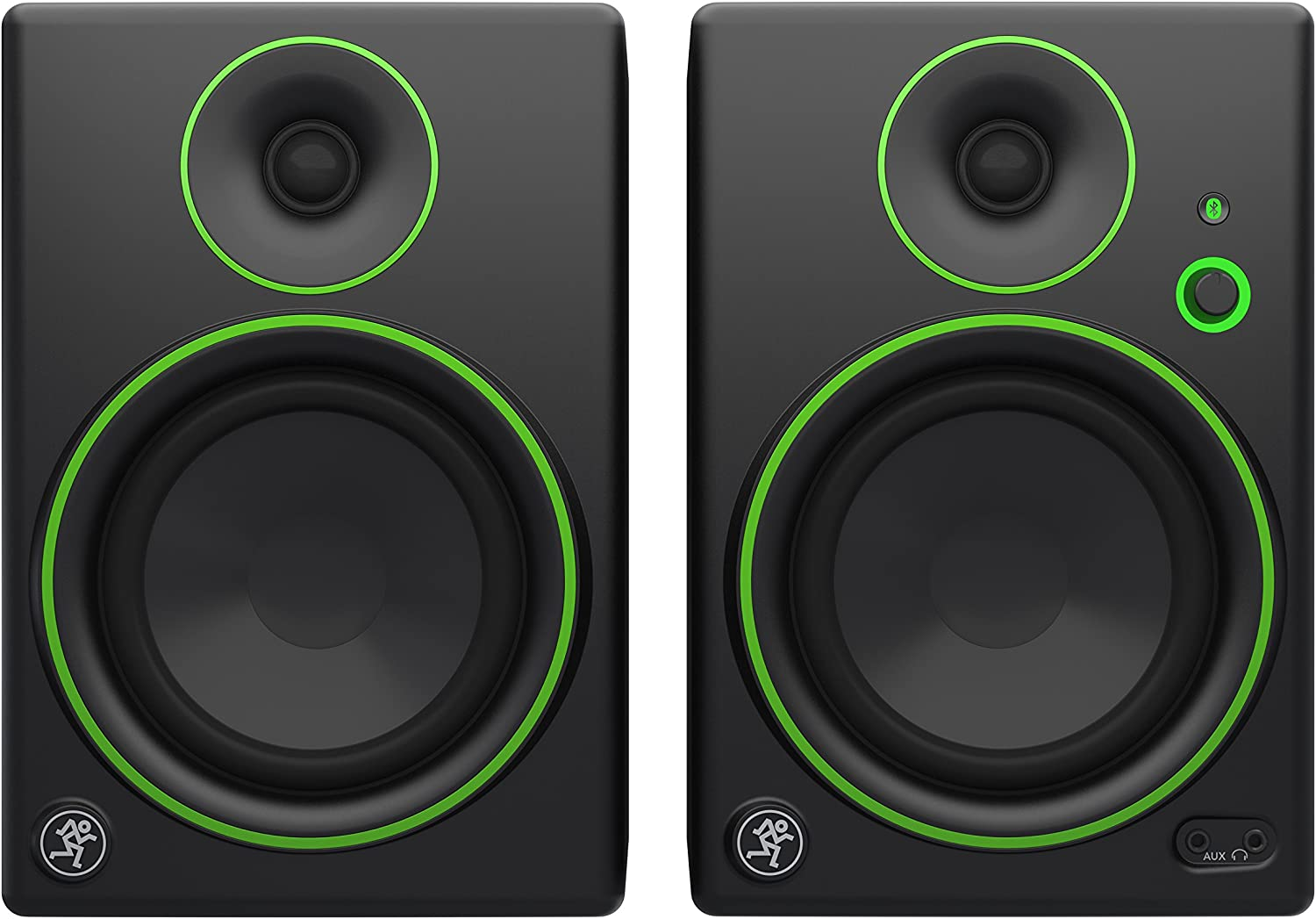 Mackie CR5BT – 5″ Multimedia Monitors with Bluetooth (Pair)